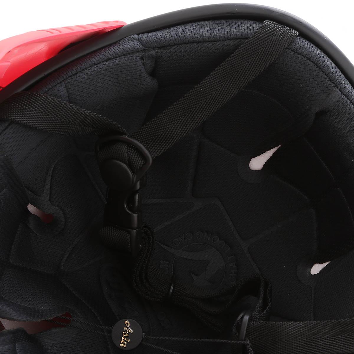 Hình ảnh Mũ Bảo Hiểm 1/2 Đầu Asia MT-105K -