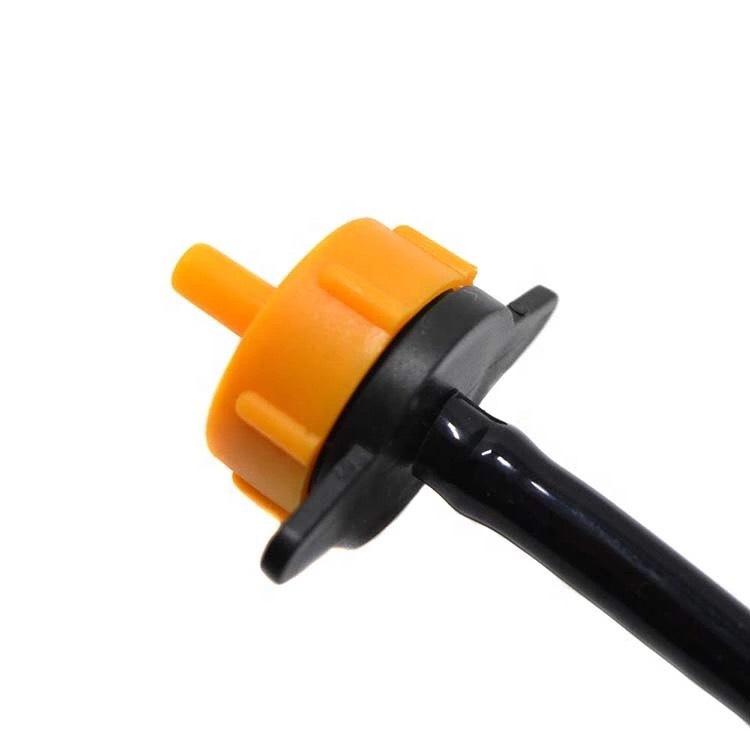 Bộ tưới nhỏ giọt 20 đầu 2l/h kết hợp đồng hồ pin