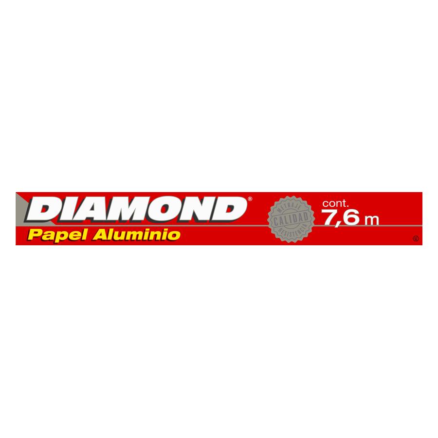 Combo 2 Hộp Màng Nhôm 25SQ.FT Diamond (7.6 x 3.04 m)