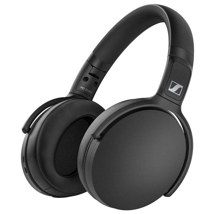 Tai Nghe Bluetooth Chụp Tai Sennheiser HD 350BT - Hàng Chính Hãng
