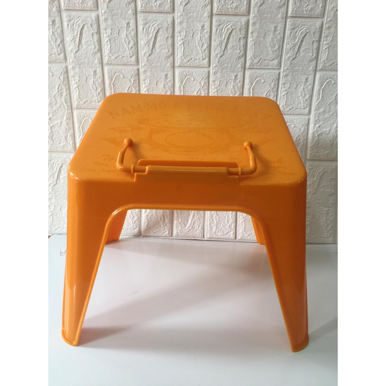 Kệ ghế đọc kinh  nhựa Mãll045