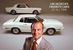 Lee Iacocca - Nhà lãnh đạo xuất chúng - Tác giả của cuốn sách
