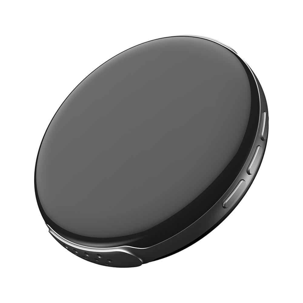Máy Nghe Nhạc MP3 Bluetooth Ruizu M1 Tặng Kèm Thẻ Nhớ 8GB Cao Cấp AZONE - Hàng Chính Hãng