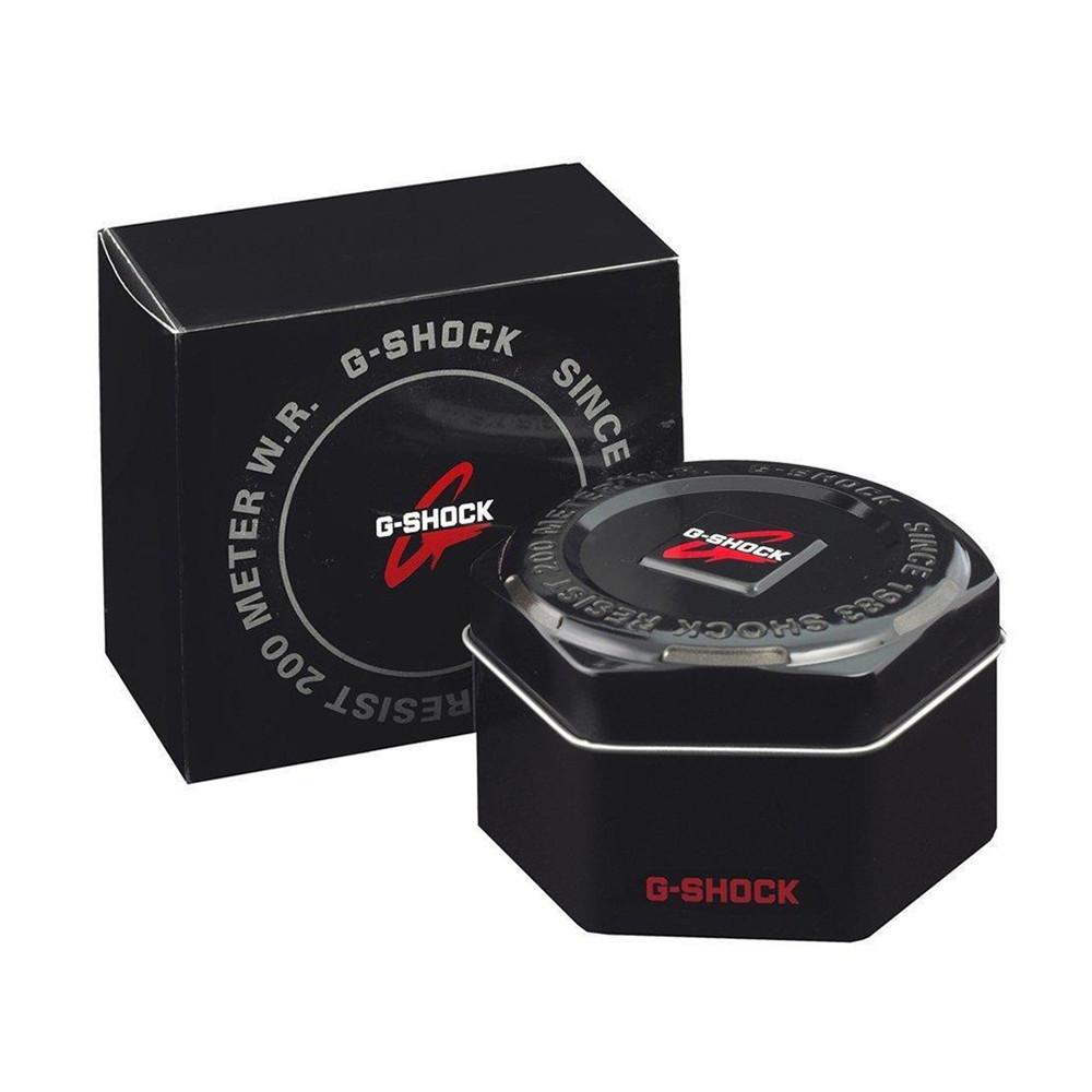 Đồng hồ nam dây vải Casio G-Shock chính hãng DW-5600BBN-1DR