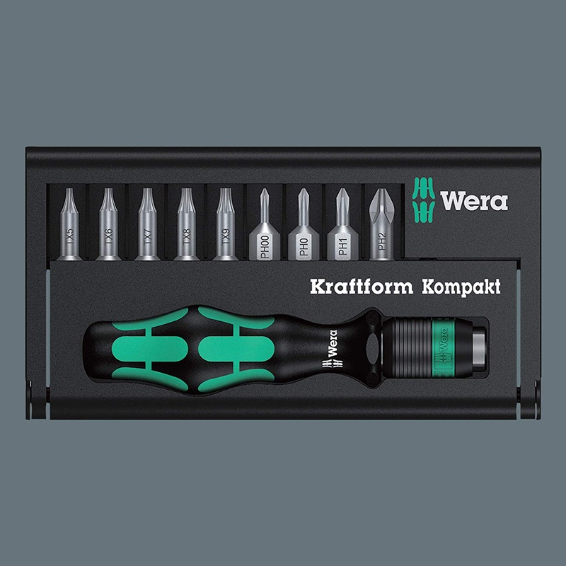 Bộ  đa năng kraftform kompakt 10,  Wera 05056653001