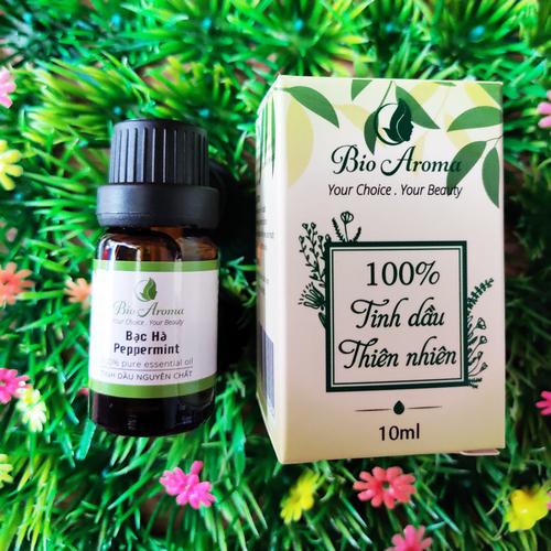 Tinh dầu bạc hà - Peppermint 10ml | Bio Aroma