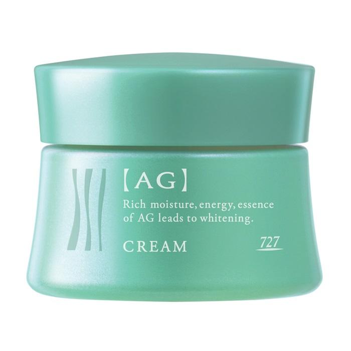 Kem dưỡng khóa ẩm Nhật 727 AG Cream 30g