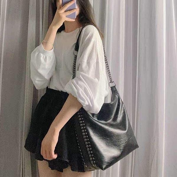 Túi xách nữ quai xích thời trang