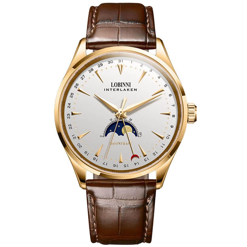 Đồng hồ nam chính hãng LOBINNI L16012-6