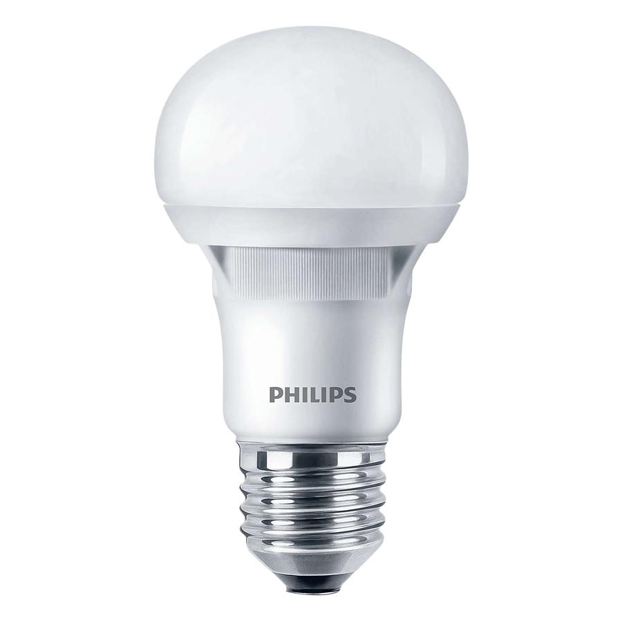 Bộ 6 Bóng Đèn Philips Ess Ledbulb 6500K Đuôi E27 230V A60 6C-929001378707 (7W)