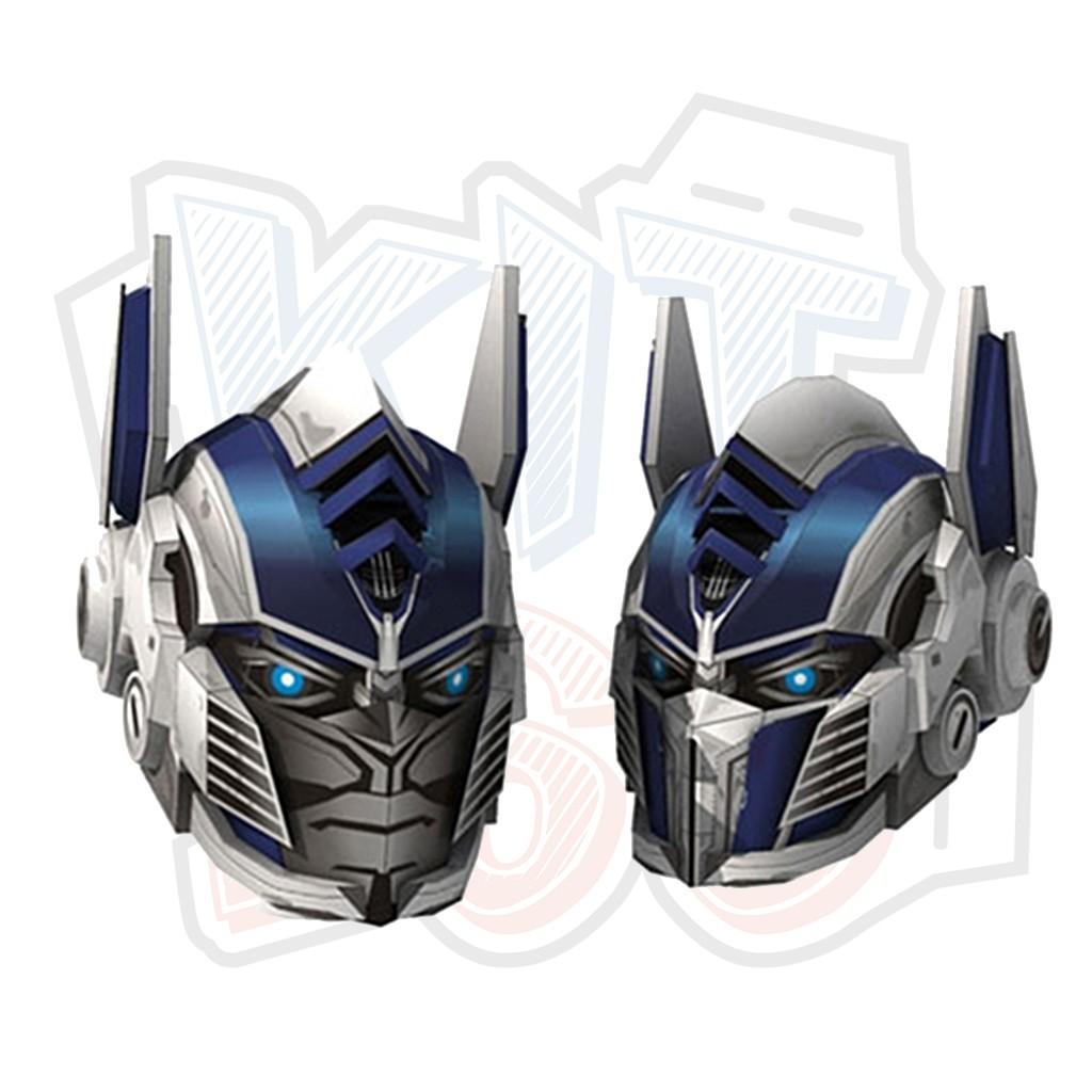 Mô hình giấy Robot Transformers Optimus Prime