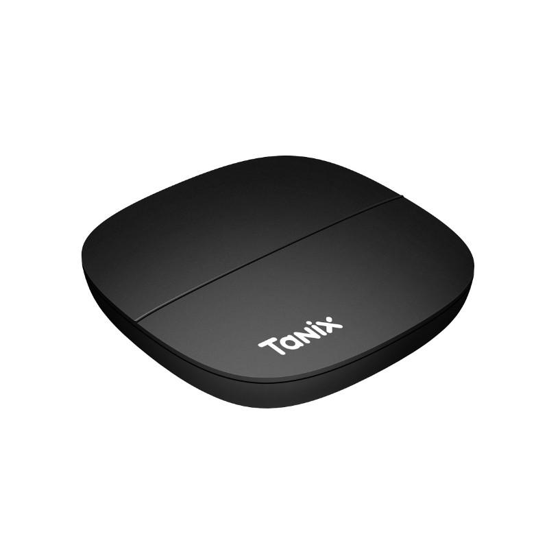 Android TV Box Tanix H1 Ram2Gb/16Gb Android 9.0 4K UltraHD - Hàng Chính Hãng