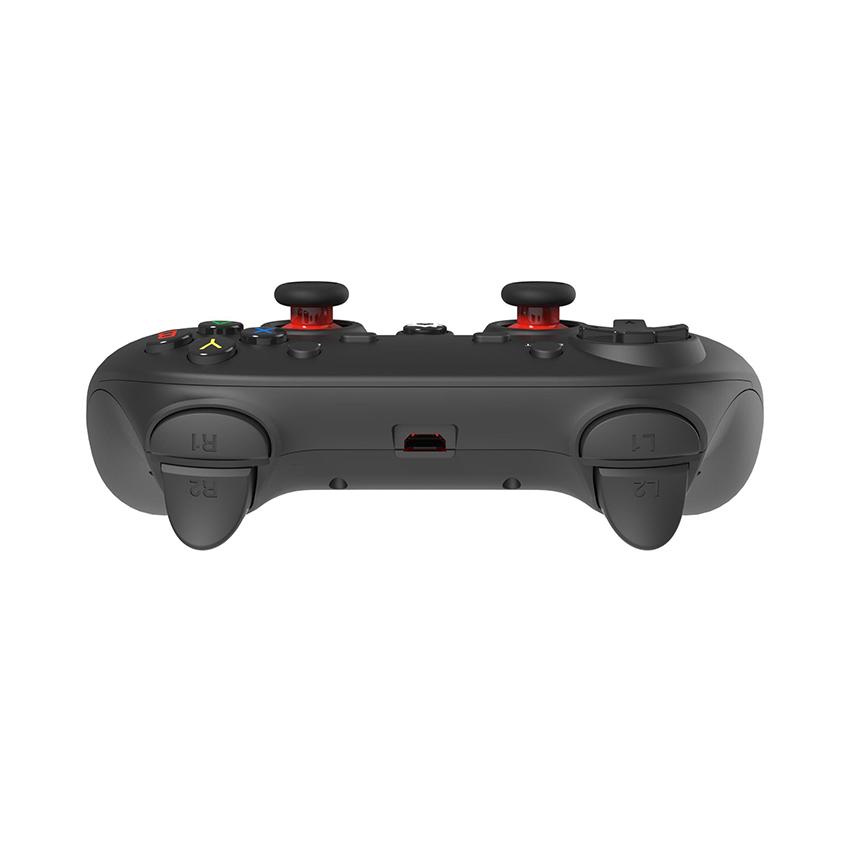 Tay cầm chơi game không dây E-dra EGP7601 Bluetooth/Receiver  - Hàng Chính Hãng