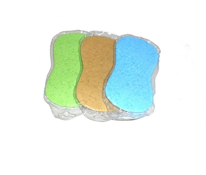 Bọt biển chuyên dụng lau rửa, vệ sinh xe hơi, ôtô, xe máy RX12 (giao màu ngẫu nhiên)