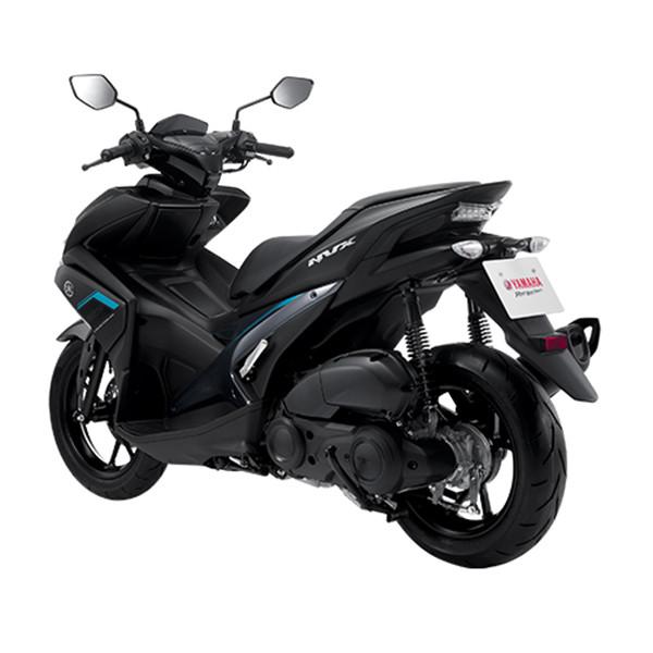 Xe Máy Yamaha NVX 125 Deluxe - Đen