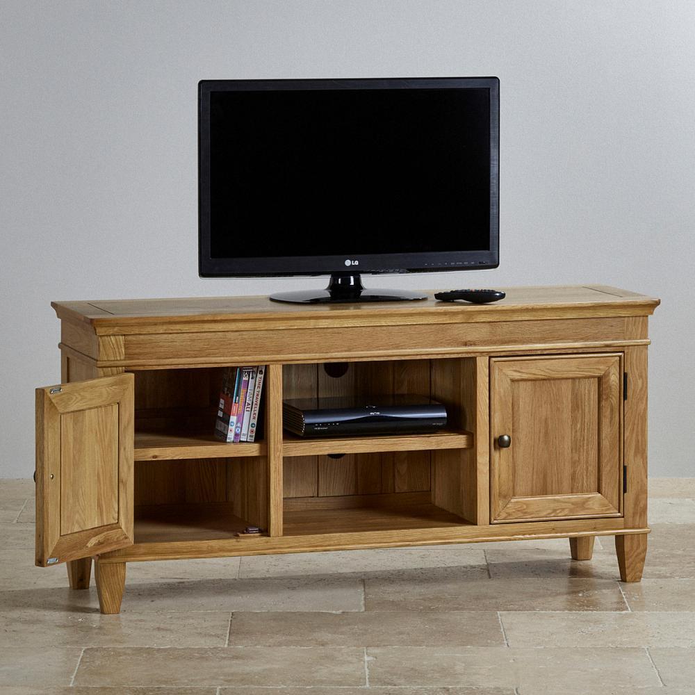 Tủ TV Juno Sofa 2 cánh 2 ngăn gỗ sồi 1m4
