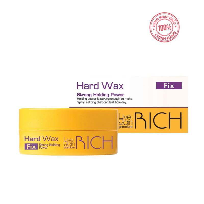 Sáp siêu cứng Livegain Premium Rich Hard Wax Fix 110g