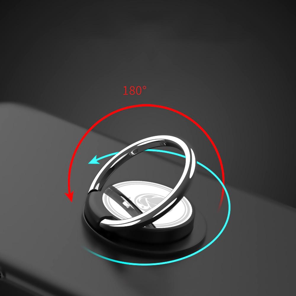 iRing nhẫn điện thoại móc dán lưng điện thoại giá đỡ điện thoại đa năng - Phụ kiện điện thoại đẹp mắt và tiện dụng - Giao màu ngẫu nhiên - Hàng Chính Hãng