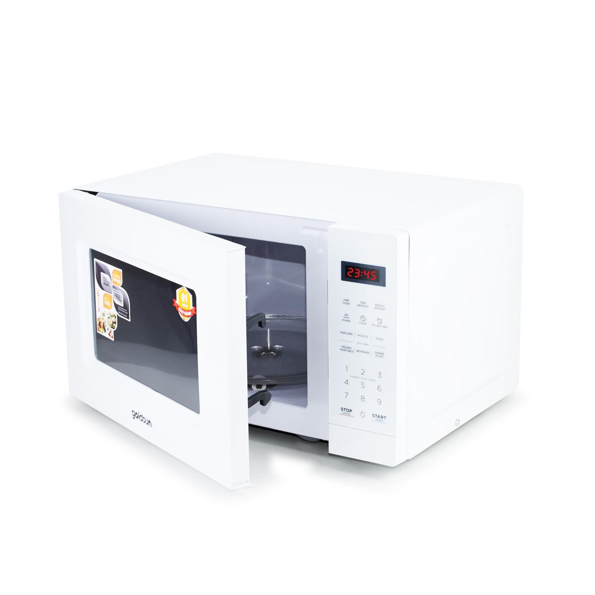 Lò vi sóng Goldsun CK2401 - Điện tử 20L ( Hàng chính hãng)
