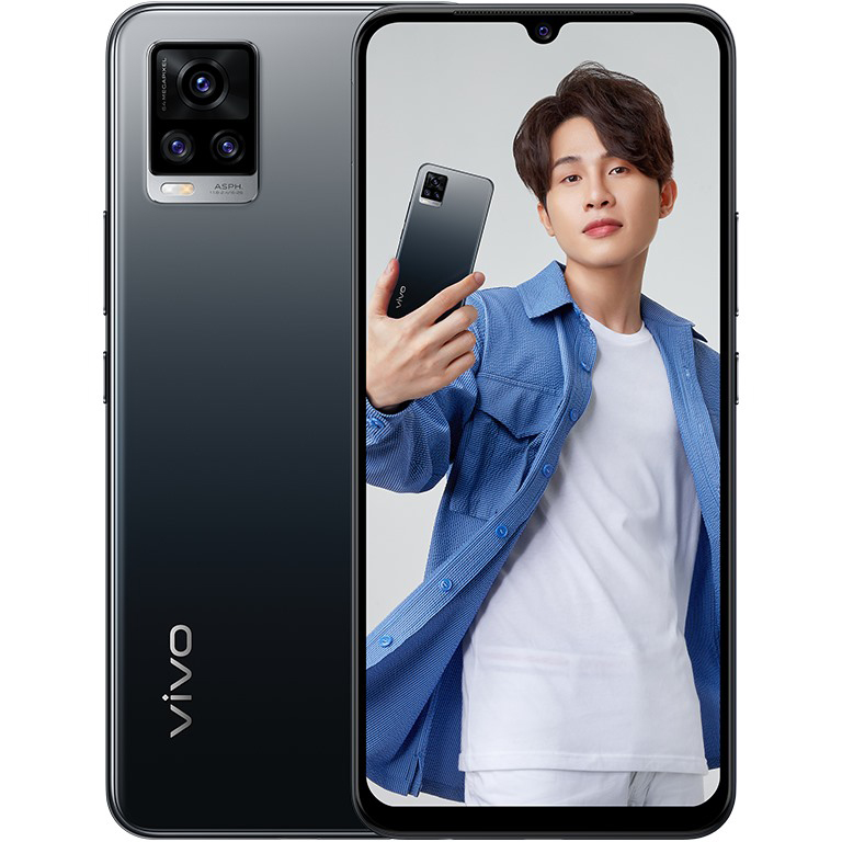 Điện thoại Vivo V20 (8GB/128GB) - Hàng Chính Hãng