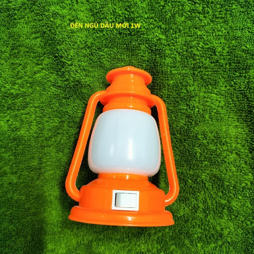 Đèn ngủ led dầu kiểu dáng mới, cực kỳ dể thương.