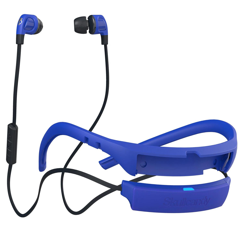 Tai nghe Bluetooth Wireless Skullcandy SMOKIN BUD 2 - Xanh Dương - Hàng Chính Hãng