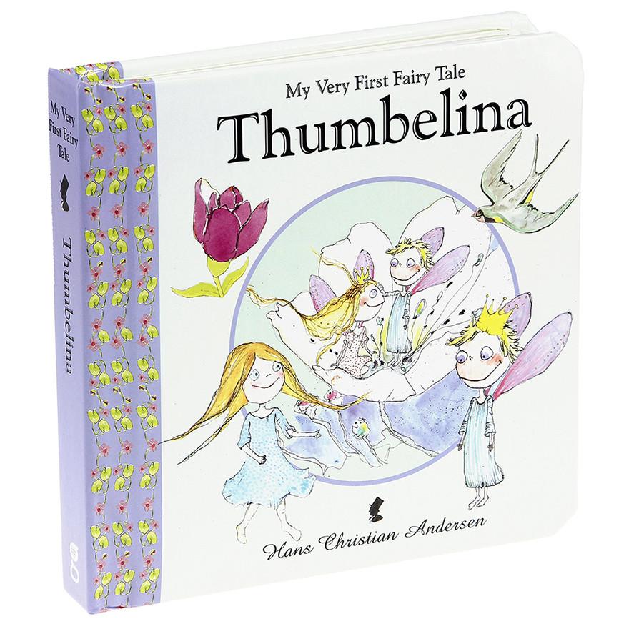 Sách tương tác tiếng Anh - My Very First Fairy Tale Thubelina