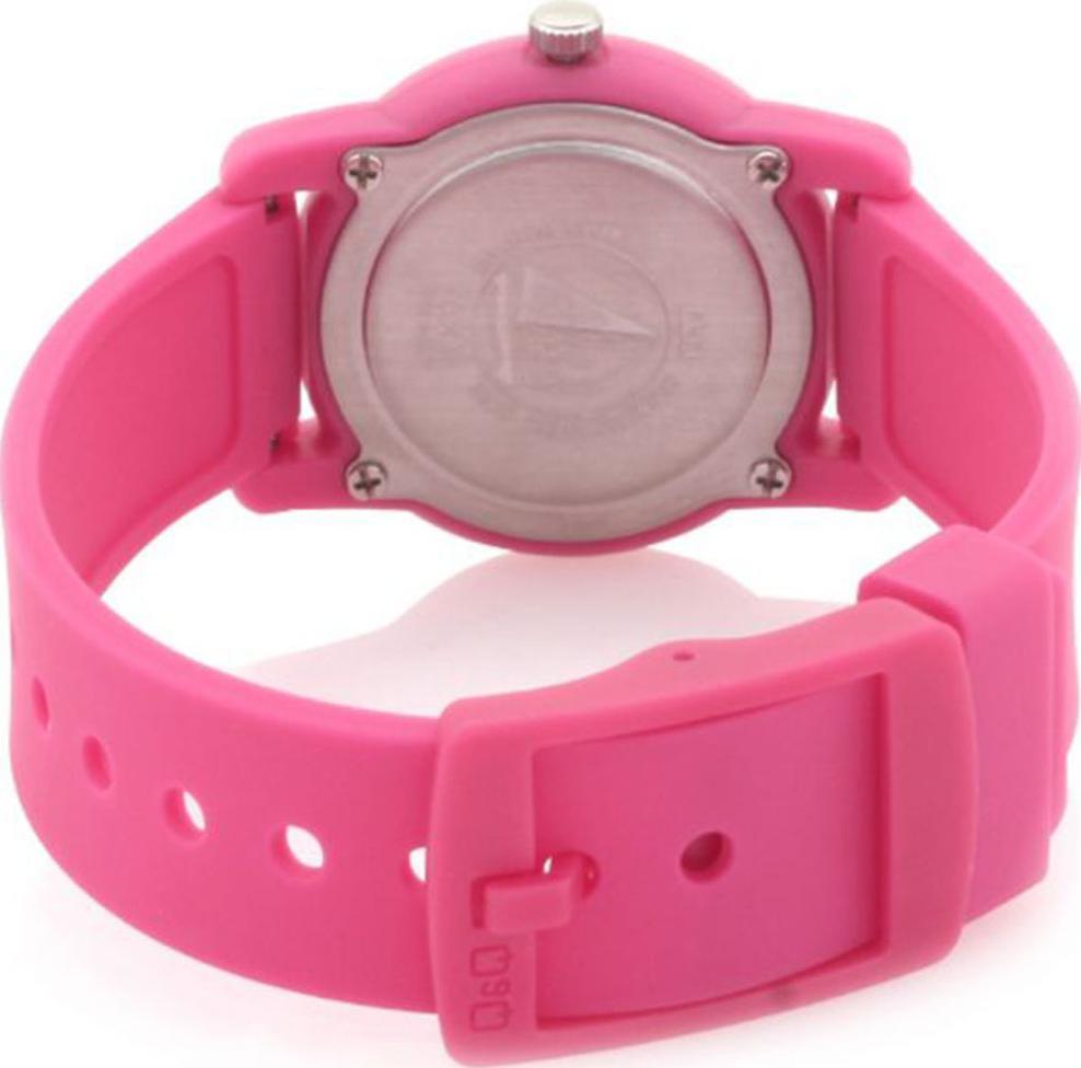 Đồng hồ trẻ em Q&Q Citizen VR41J002Y dây nhựa thương hiệu Nhật Bản