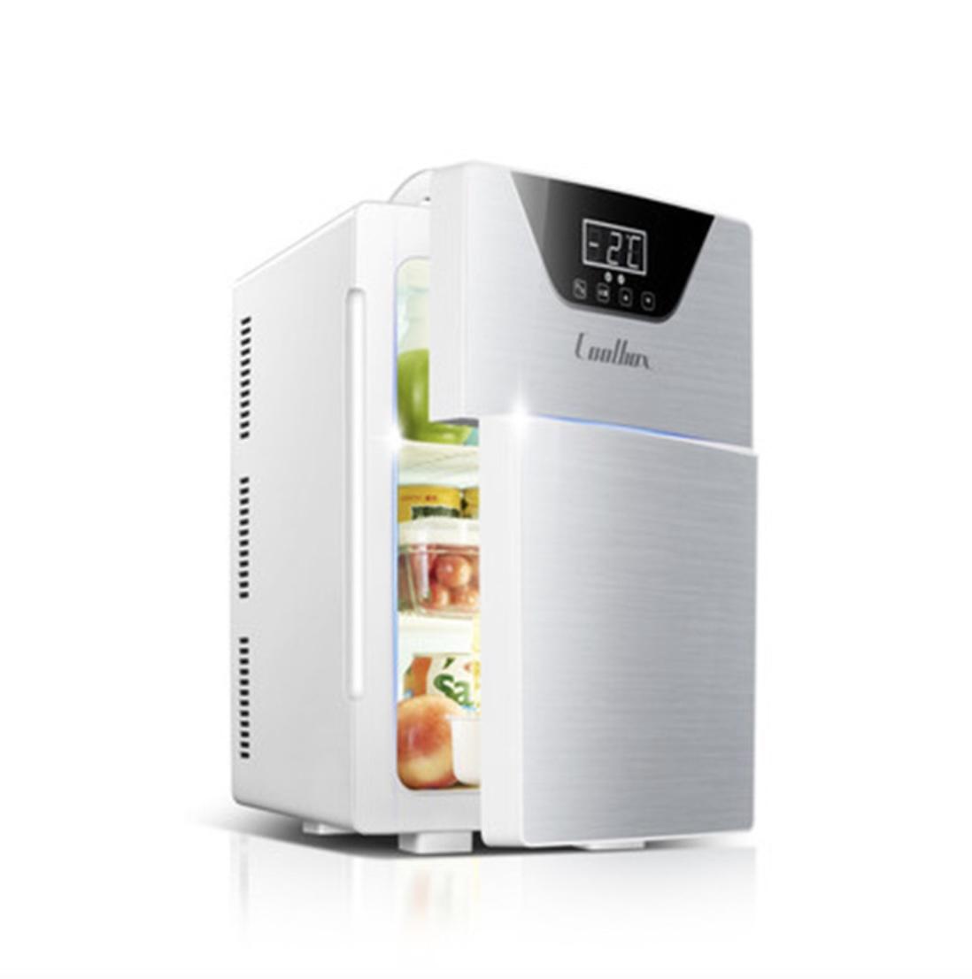 Tủ lạnh 20L LCD điều chỉnh nhiệt độ 3 Quạt làm mát PN729