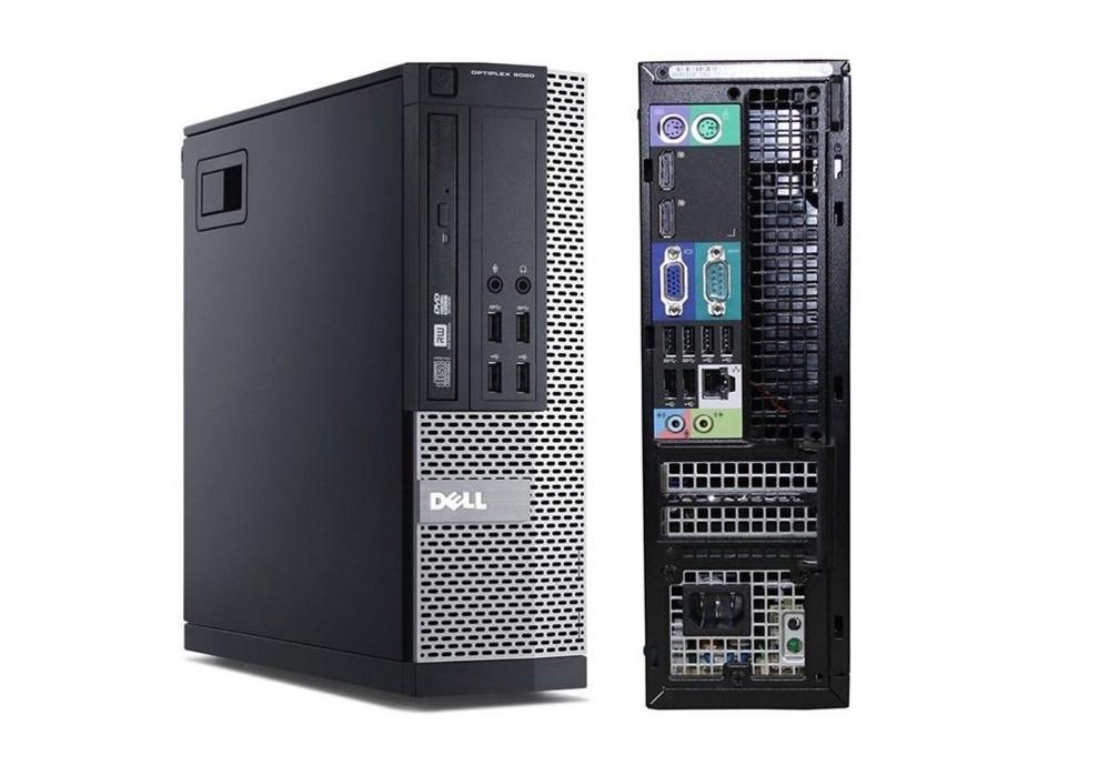 Máy tính để bàn Dell Optiplex 9020 (Core i5 - 4570(3.6 GHz) / Ram 8GB / SSD 240GB) Chuyên dùng cho Văn Phòng - Học Tập - Giải Trí - Hàng Chính Hãng