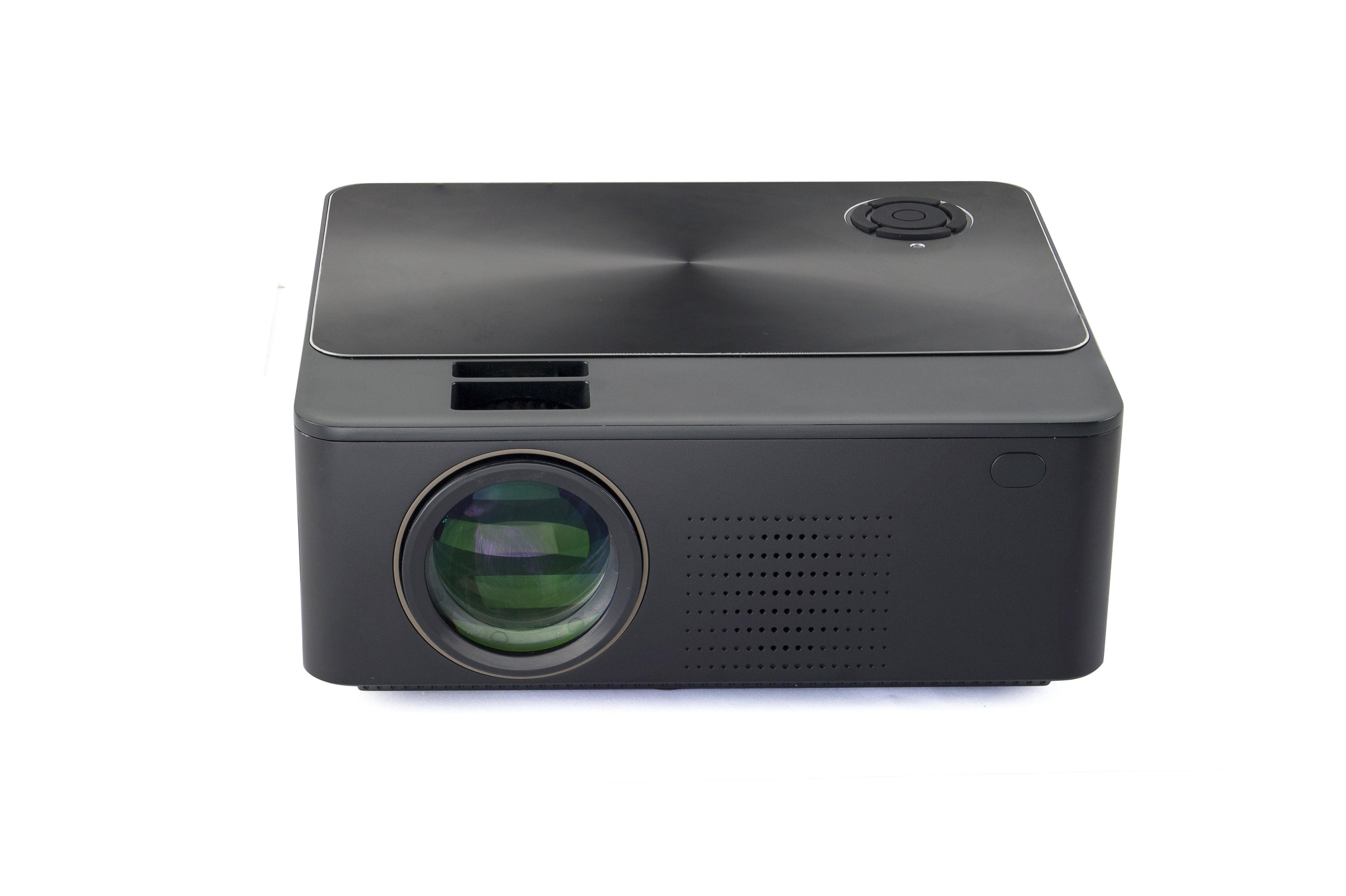 Máy Chiếu Mini Chuyên Dùng Cho Gia Đình, Văn Phòng Nhỏ W2 HĐH Android 6.0 Kết Nối Bluetooth 4.0, Wifi 2.4/5GHz Tính Năng Đồng Bộ Màn Hình DLAN/Miracast/Airplay - Đầu Vào Giao Diện USB/HDMI * 2/AV/VGA/SD - Độ Phân Giải Hỗ Trợ 1920x1080P