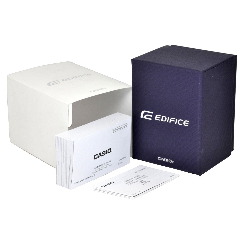 Đồng hồ nam dây da Casio Edifice chính hãng EFR-526L-1AVUDF (43mm)