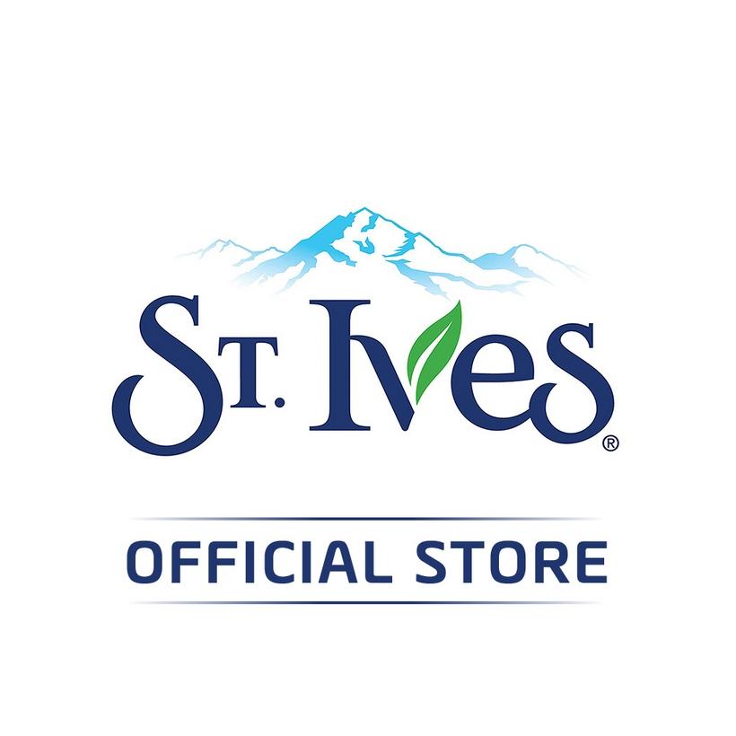 Bộ sữa tắm St.Ives Chiết Xuất Trái Mơ (400ml x 2) + Sữa rửa mặt tươi mát St.Ives Chiết Xuất Trái Mơ 170g