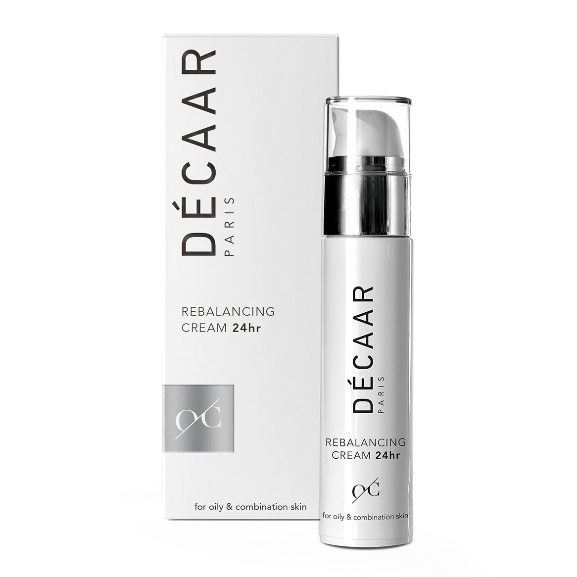 Kem cân bằng da giảm nếp nhăn Rebalancing Cream 24hr Decaar (50ml)