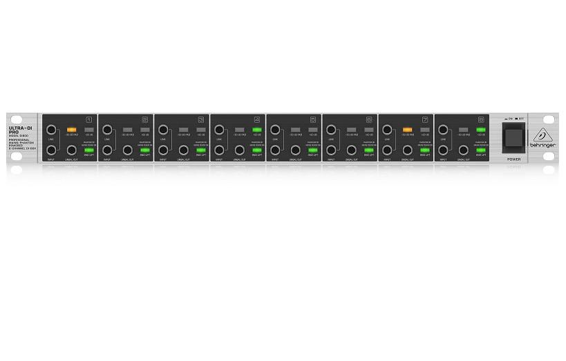 Thiết bị xử lý tín hiệu Behringer DI800 - Hàng chính hãng