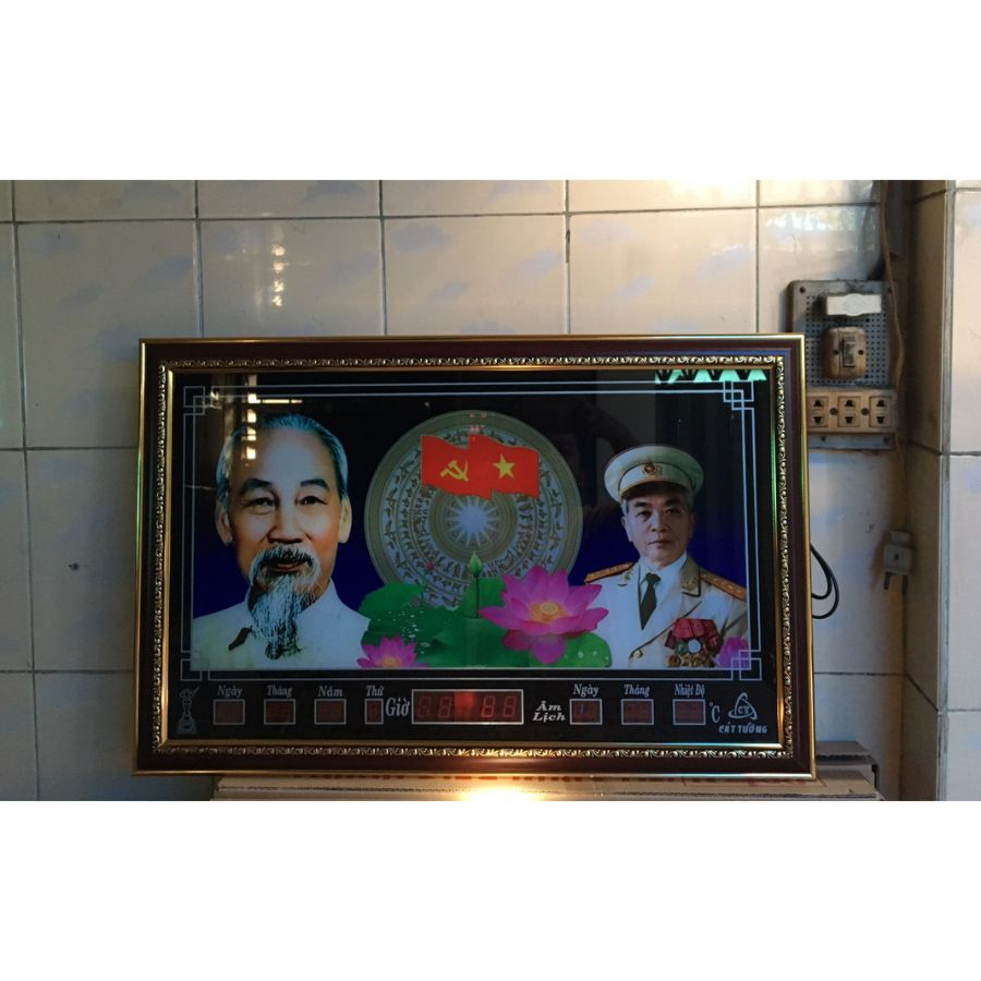 Đồng hồ lịch vạn niên Cát Tường 68630