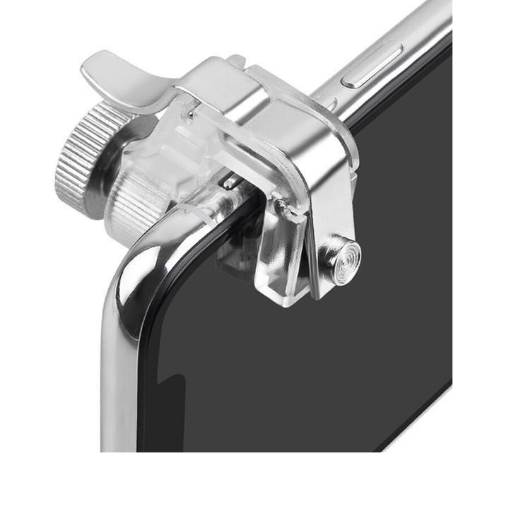 Nút bấm chơi game pubg cao cấp, độ nhậy cao, chất liệu thép không rỉ cơ siêu bền.