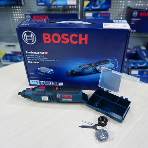 Máy Cắt Xoay Đa Năng Bosch GRO 12V-35 solo