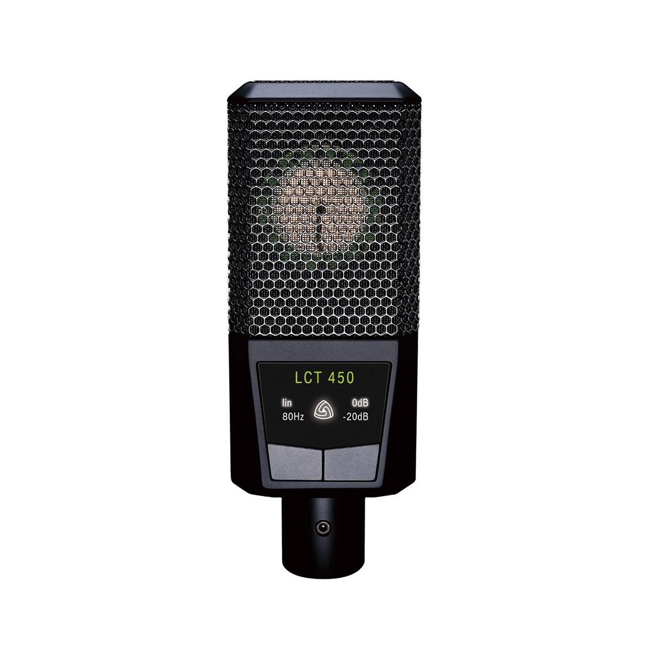 Micro thu âm chuyên nghiệp LEWITT LCT 450. Hàng nhập khẩu.