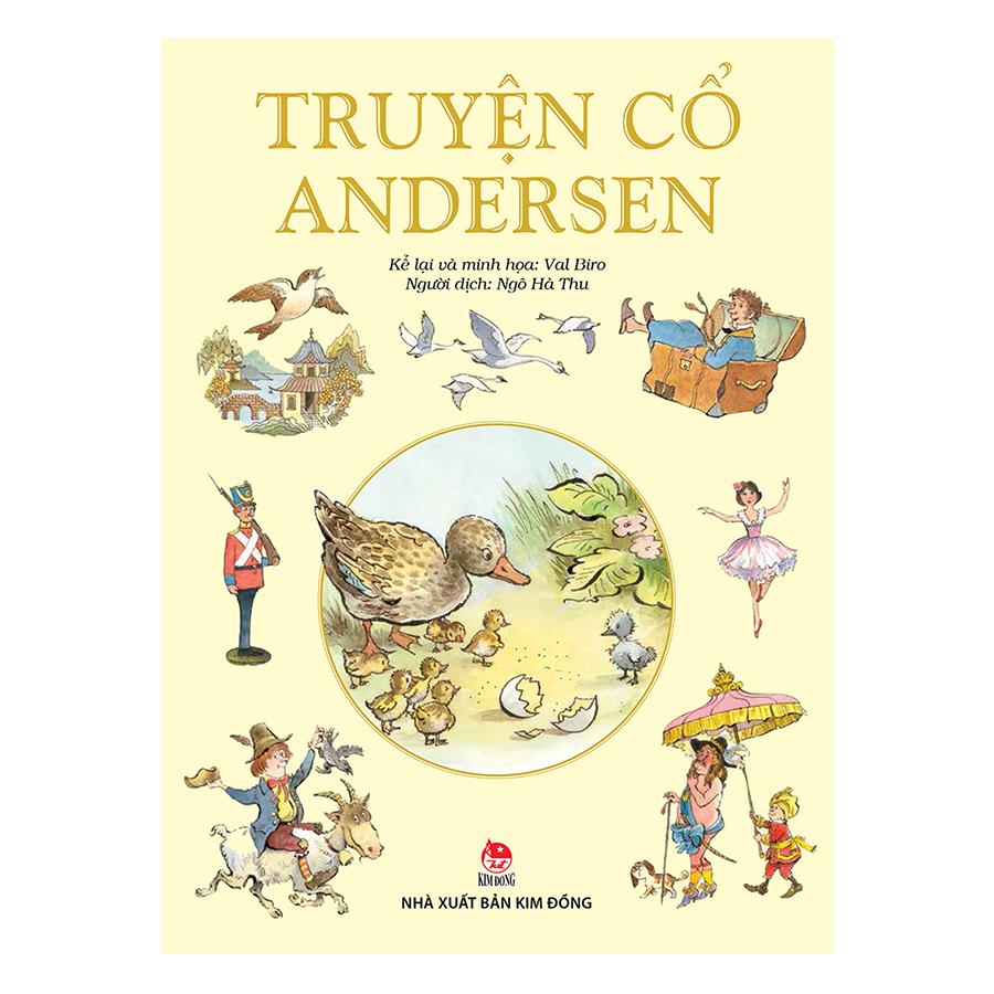 Truyện Cổ Andersen (Tái Bản 2019)