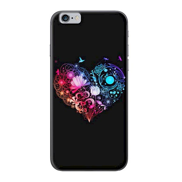 Ốp Lưng Dành Cho iPhone 6 Plus  6S Plus Trái Tim