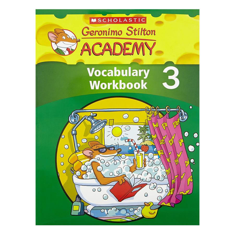 Geronimo Stilton Academy: Vocabulary Paw Book 3