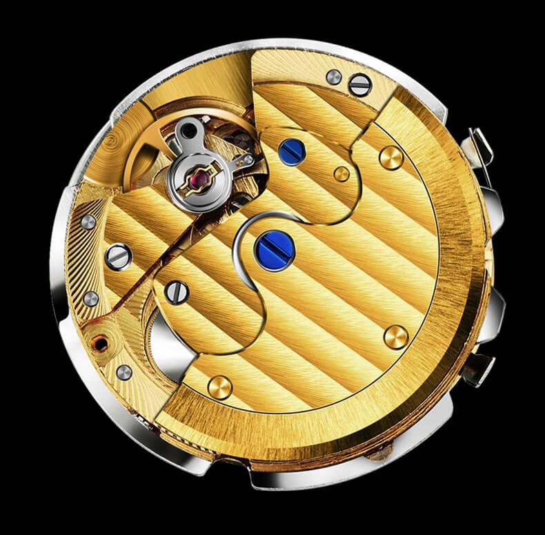 Đồng hồ nam chính hãng Lobinni No.1023LT-3 ( Phiên bản Đặc biệt )