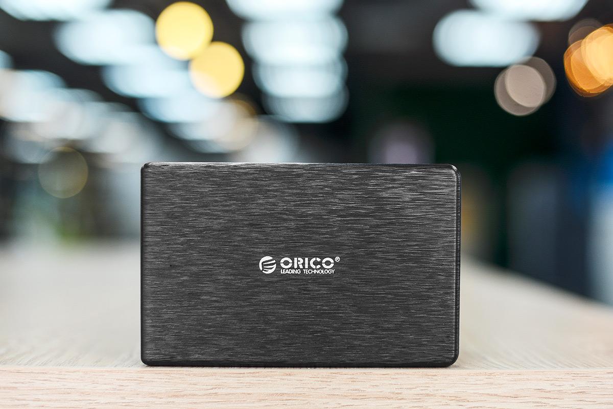 """Hộp đựng ổ cứng 2,5"""" SSD/HDD Orico 3.0 2189U3 (HDD Box 2,5"""")- Tặng kèm bộ vệ sinh laptop - Hàng Chính Hãng"""