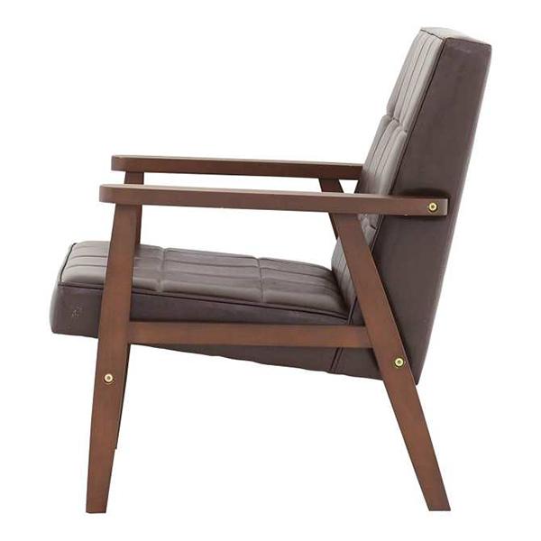 Ghế Sofa 2 Người 5987891 Sereno Japan - Nâu Đen