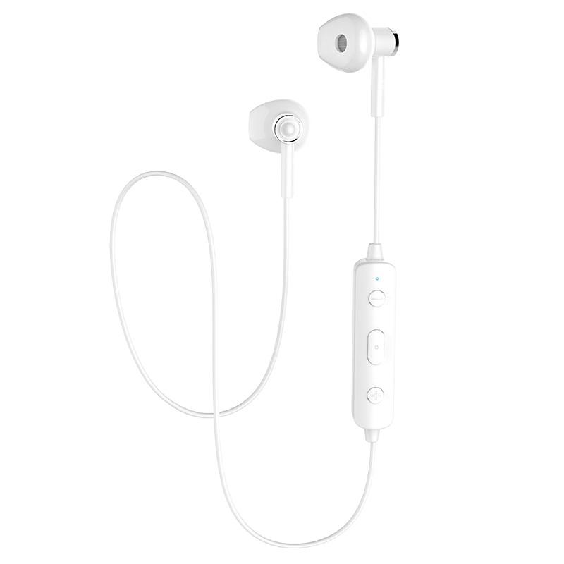 Tai Nghe Bluetooth Nhét Tai Hoco ES21 - Hàng Chính Hãng tặng kèm Cáp sạc nhanh cho điện thoại Iphone
