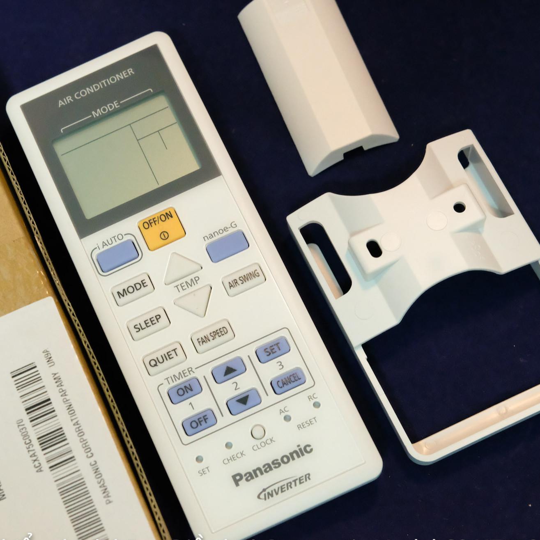 Điều khiển chính hãng Điều hoà Panasonic Model CS-YZ12SKH-8
