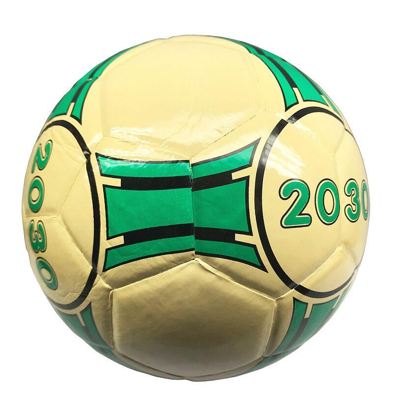 Bóng đá Futsal Gerustar Futsal 2030 Xanh lá - Dán (Tặng Băng dán thể thao + Kim bơm + Lưới đựng)
