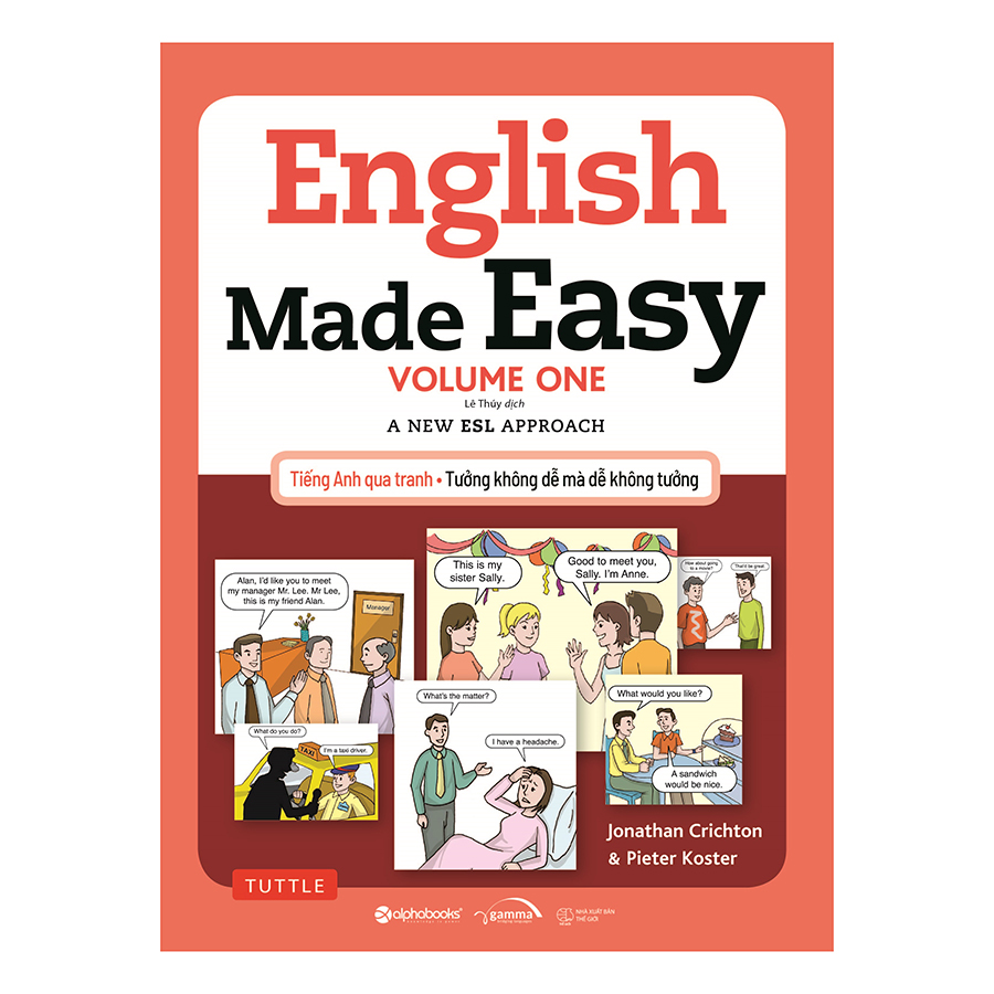 English Made Easy: Volume One