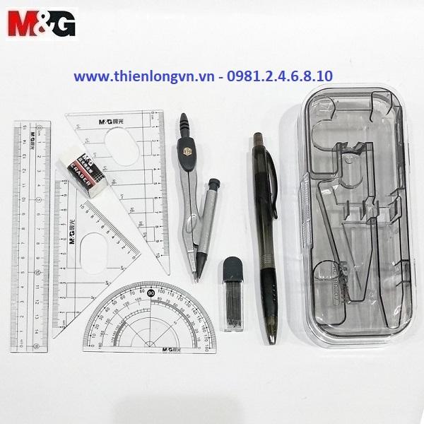 Bộ Compa, Eke 8 sản phẩm M&G ACS90807